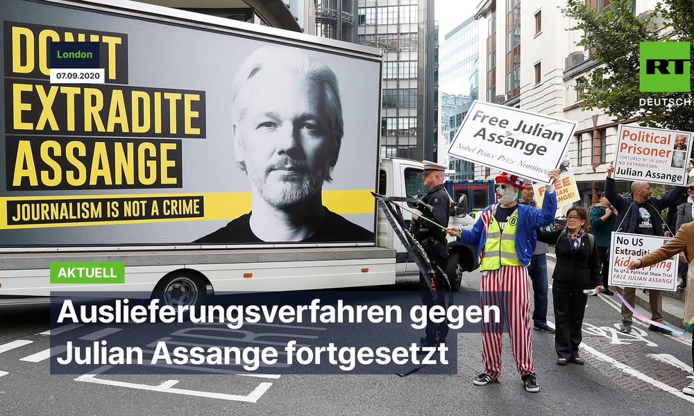 Linken-Politikerin Heike Hänsel fordert Asyl für Assange und Behandlung in Charité wie bei Nawalny
