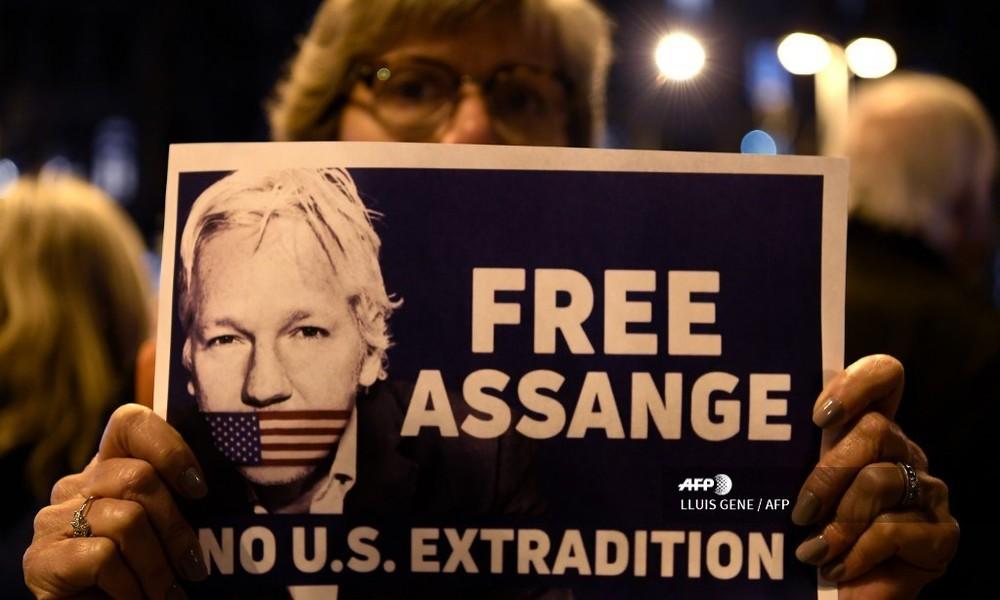Londoner Gericht: Assange soll schweigen