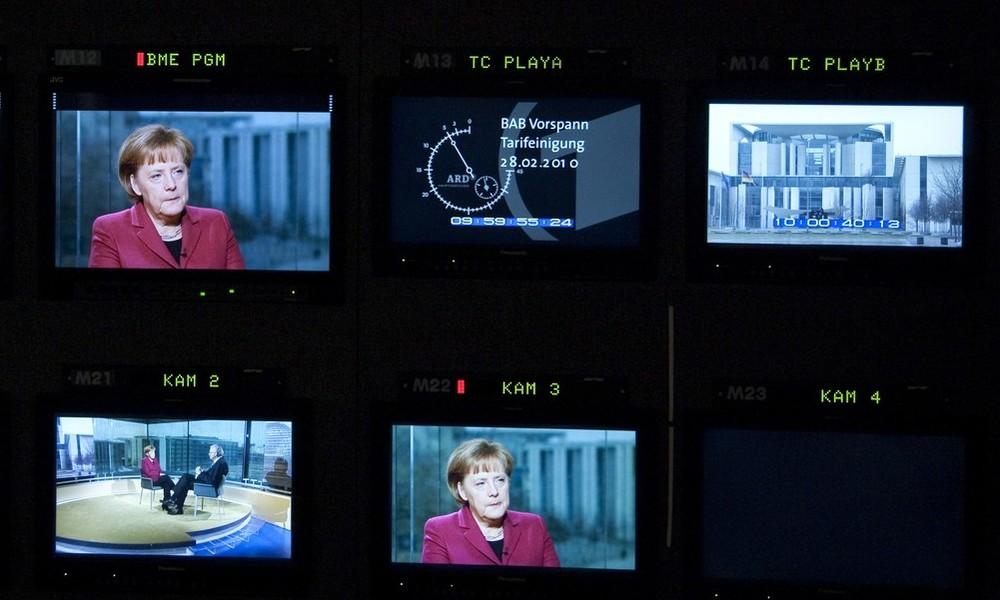 Causa Nawalny: Merkel erwirkt Denkverbot und ARD-aktuell gehorcht fügsam