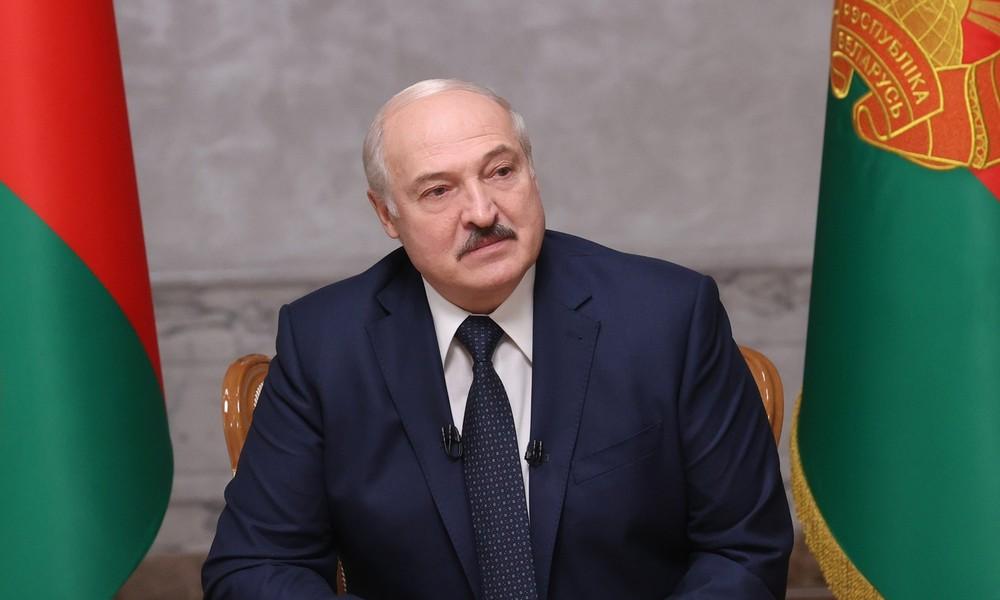 Komplettes Interview auf Deutsch mit Alexander Lukaschenko: Wenn wir fallen, fällt auch Russland