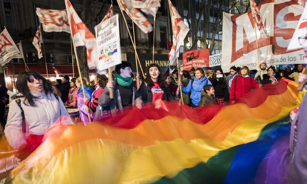 Argentinien führt Transgenderquote im öffentlichen Dienst ein