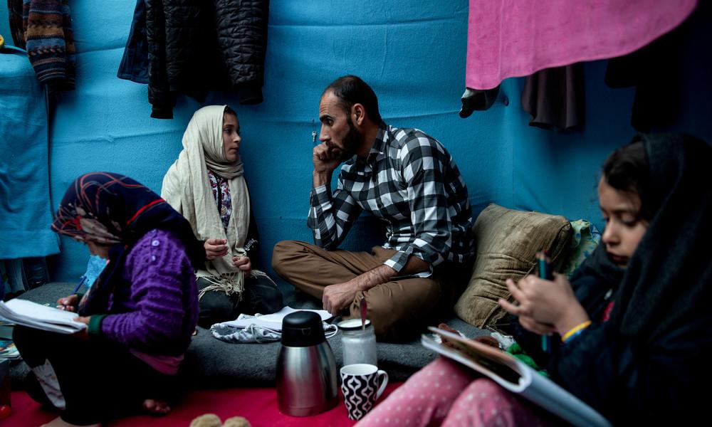 """""""Schrecklich katastrophal"""": US-Kriege sind für mindestens 37 Millionen Flüchtlinge verantwortlich"""