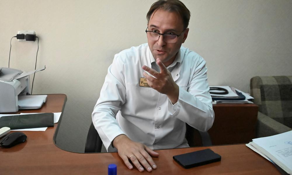 Fall Nawalny: Ärzte in Russland schließen jegliche Vergiftung aus, teilen Details der Behandlung mit