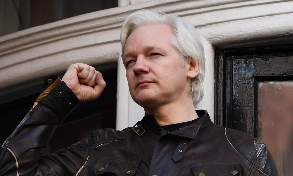 """Russischer Journalistenverband würdigt Julian Assange: """"Ein wahrer Kämpfer für die Meinungsfreiheit"""""""