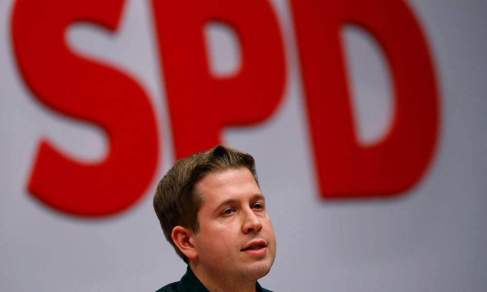 Kühnert will Große Koalition nach Bundestagswahl nicht fortsetzen – Scholz schweigt
