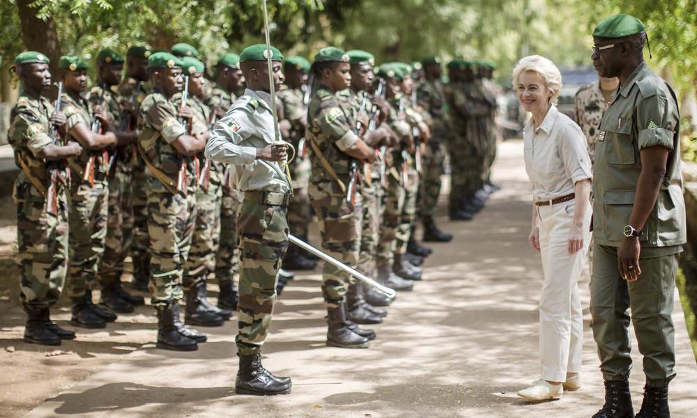 Nach Putsch in Mali: AfD und Linke fordern Abzug der Bundeswehr