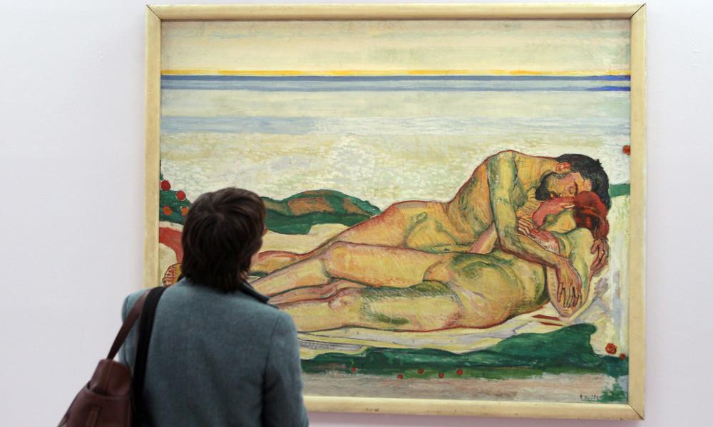 Zu freizügig für hohe Kunst: Pariser Museum lässt Besucherin mit zu tiefem Dekolleté nicht hinein