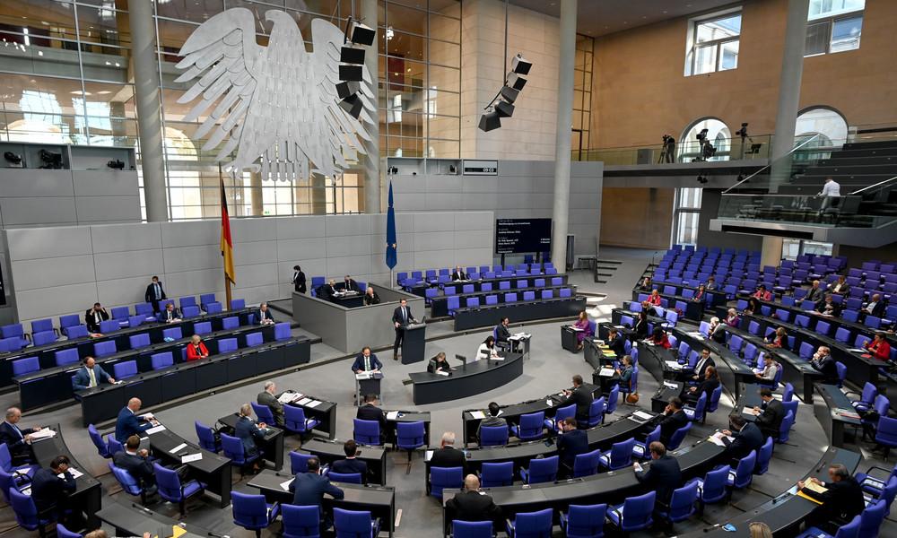 LIVE: 174. Sitzung des Bundestages - Konsequenzen aus dem Brand im Flüchlingscamp Moria
