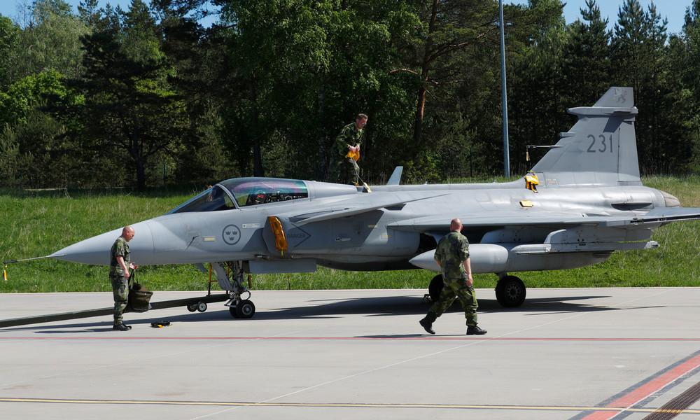 Schweden bietet Kroatien Kauf von Gripen-Kampfjets mit strategischem Kooperationspaket an
