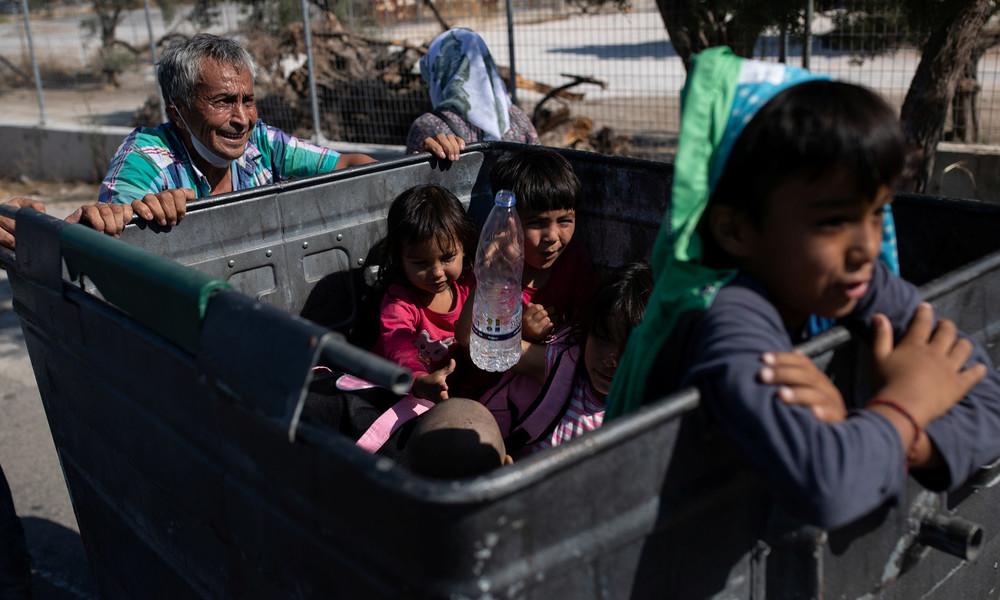 """Seehofer: Deutschland nimmt bis zu 150 """"unbegleitete Kinder"""" aus Moria auf"""