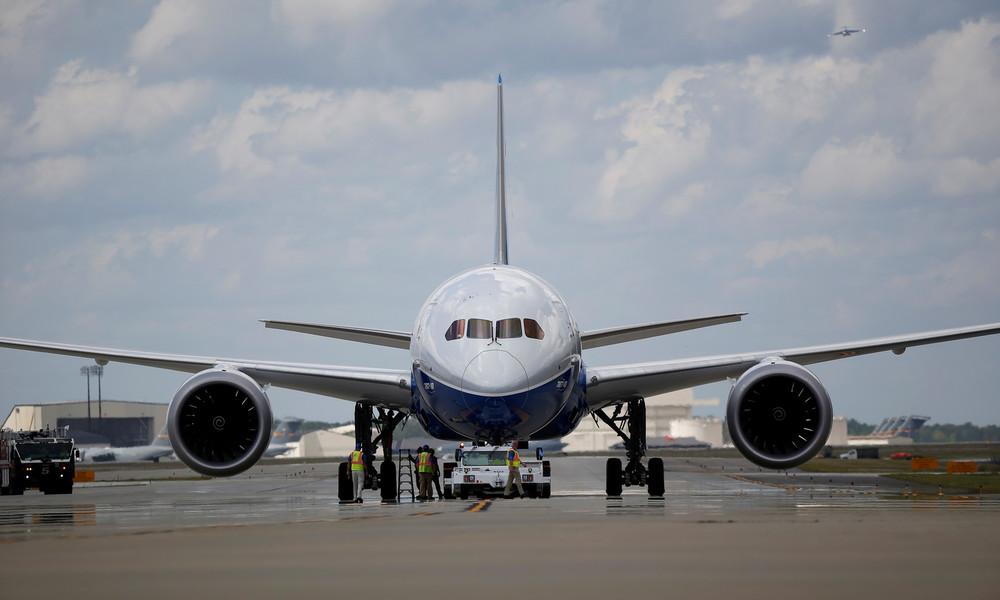 Boeing räumt ein: Neue Produktionsfehler bei der 787 Dreamliner verzögern Auslieferungen