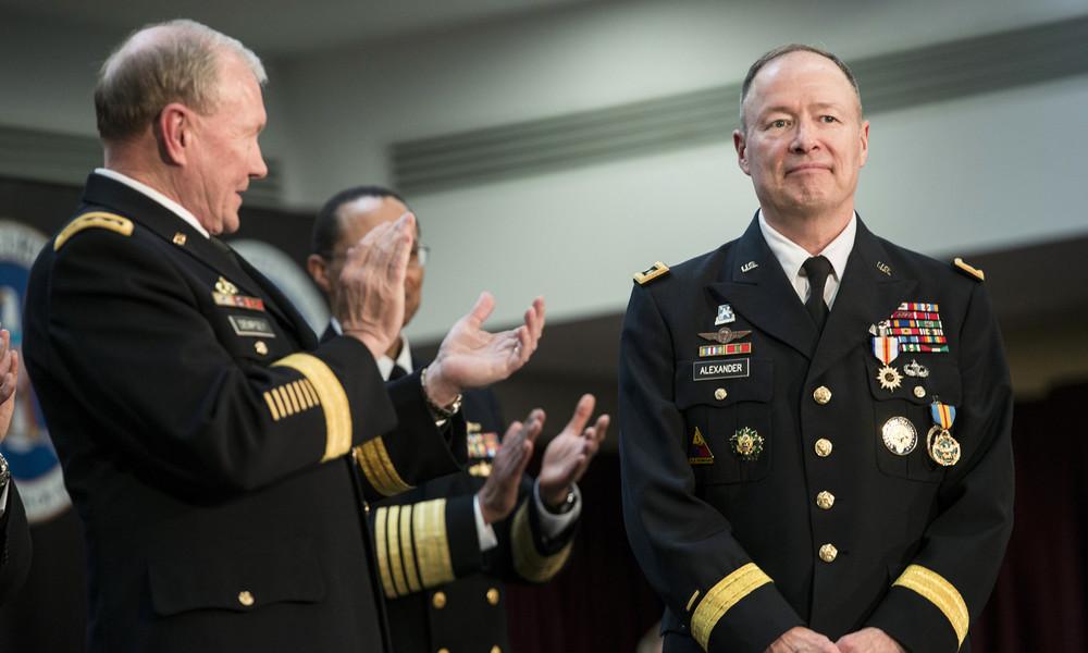 Es wächst zusammen ... – Spitzenposten bei Amazon für ehemaligen NSA-Direktor Keith Alexander