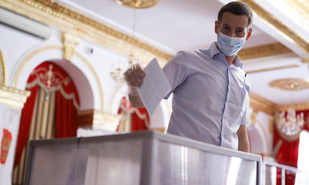 Dreitägiger Wahlmarathon: Einheitlicher Wahltag in Russland hat begonnen