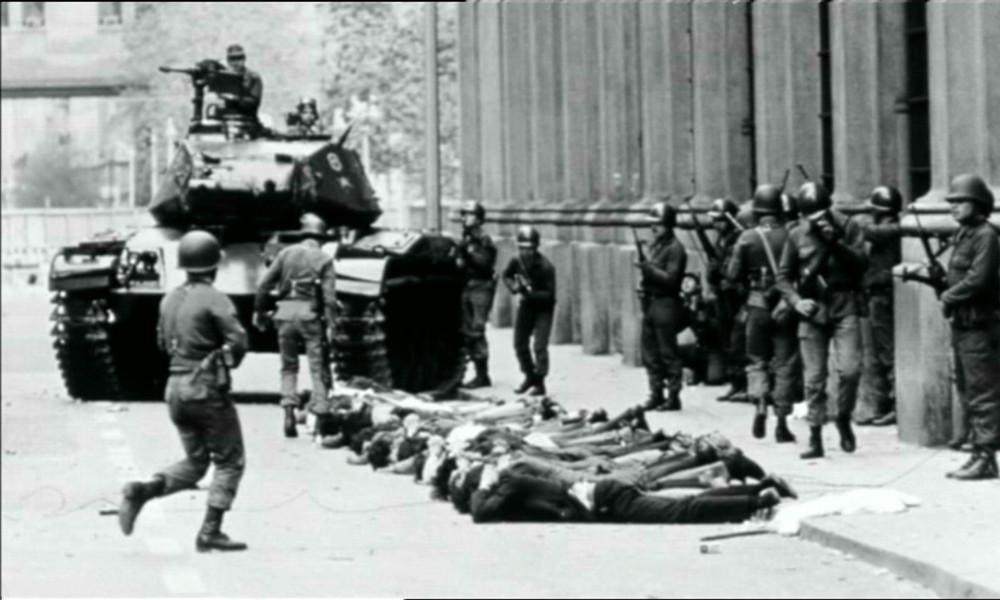 9/11 in Chile: Wie die USA eine Schreckensherrschaft implementierten