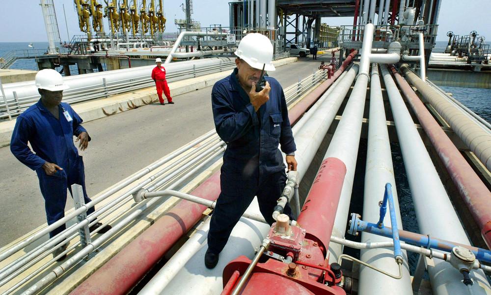 """Venezuela verschärft Sicherheitsvorkehrungen in Ölraffinerien nach Festnahme eines """"US-Spions"""""""