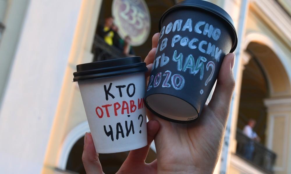 """Wo ist die """"Nowitschok-Flasche""""? Unstimmigkeiten im Fall Nawalny mehren sich"""