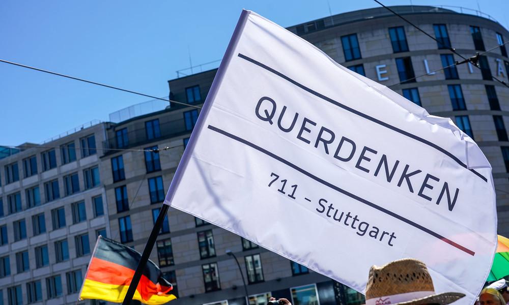 LIVE: Münchner Demo gegen Corona-Maßnahmen