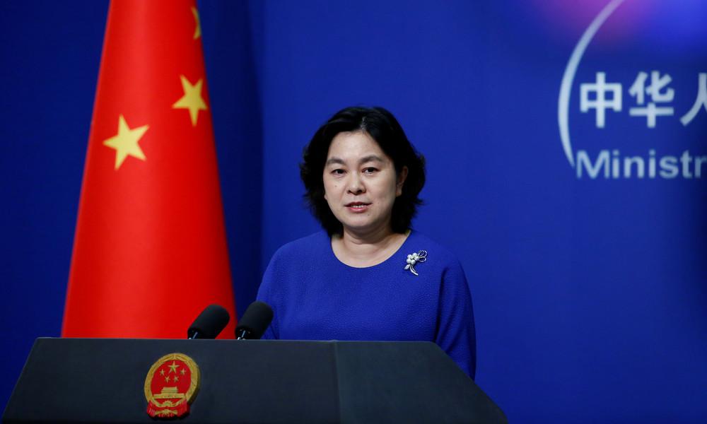 Taiwan-Konflikt: China fordert USA zur Einhaltung der Ein-China-Politik auf