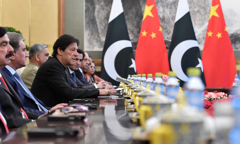 Machtverschiebung im Nahen Osten: Pakistan orientiert sich gen Osten