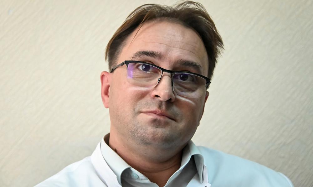 Chef-Toxikologe der Region Omsk: Berichte über Nervengift entsprechen nicht Nawalnys Erkrankungsbild