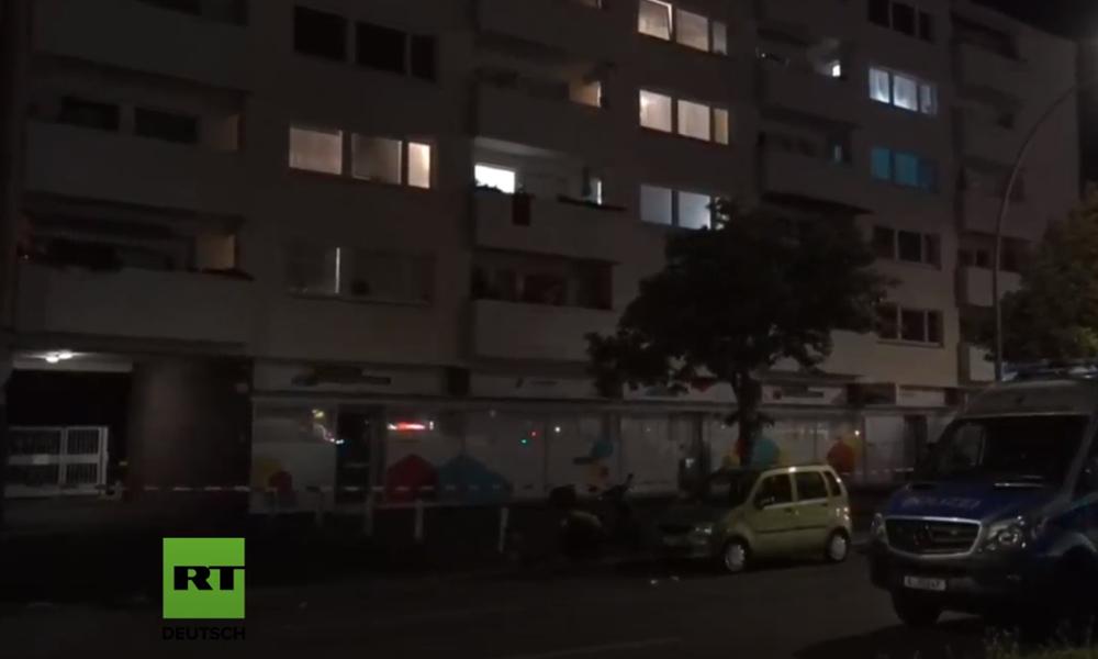 Polizeiermittlungen nach Schießerei im Zentrum von Berlin