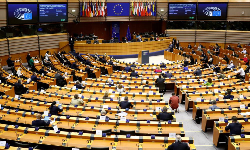 LIVE: Plenarsitzung des Europäischen Parlaments in Brüssel zum Fall Nawalny