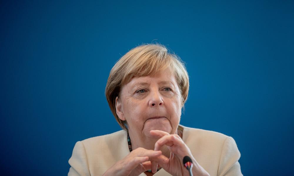 LIVE: 70 Jahre Zentralrat der Juden – Merkel hält Rede