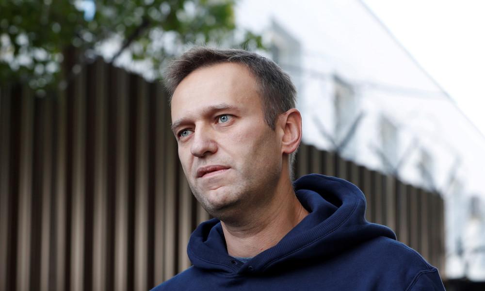 New York Times: Nawalny plant Rückkehr nach Russland
