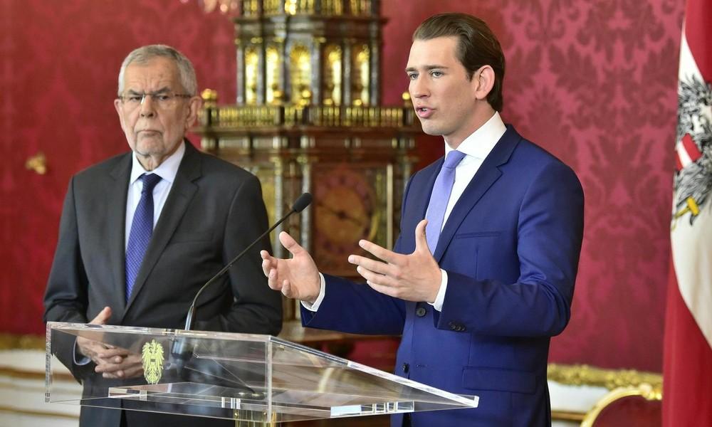 Trotz Skandals um Nawalny: Österreich sagt eindeutig Ja zu Nord Stream 2
