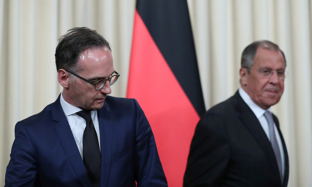 Telefongespräch: Sergei Lawrow warnt Heiko Maas vor weiterer Politisierung des Falls Nawalny