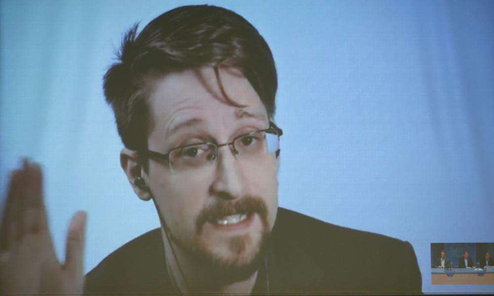 Snowden: Auslieferung von Assange wird zum Ende der freien Presse führen