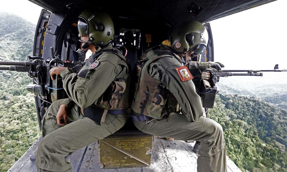 Venezolanische Luftabwehr schießt Drogenflugzeug mit US-Kennzeichen ab