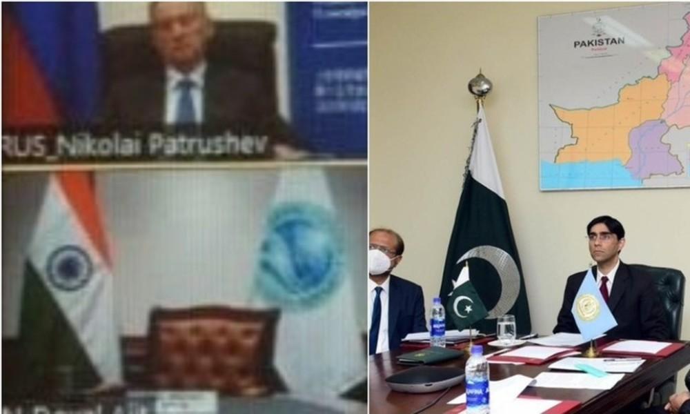 """Indischer Vertreter verlässt Videokonferenz aus Protest gegen """"fiktive Karte"""" Pakistans"""