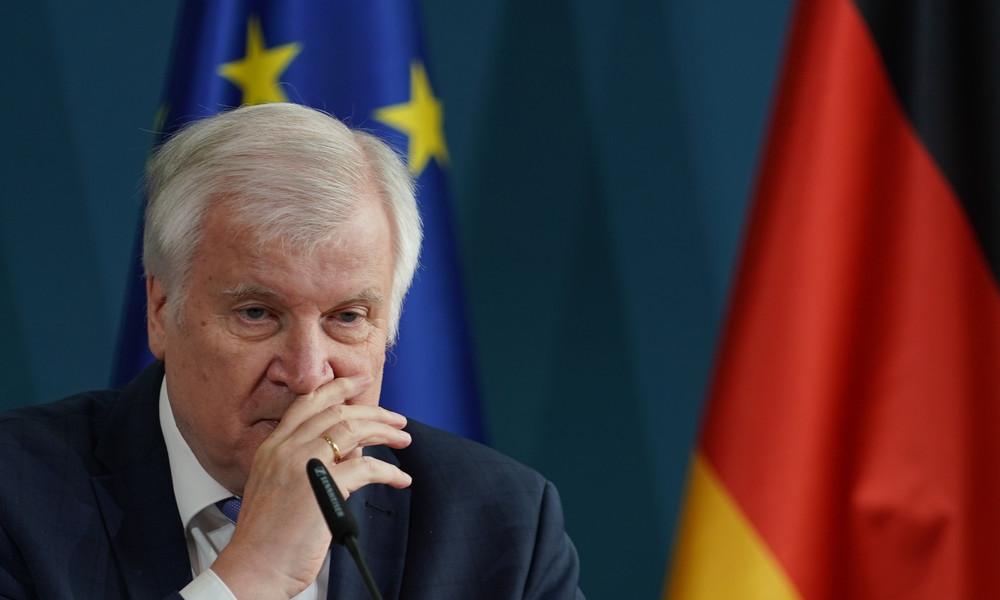 LIVE: Seehofer im Deutschen Bundestag zur Flüchtlingssituation auf Lesbos