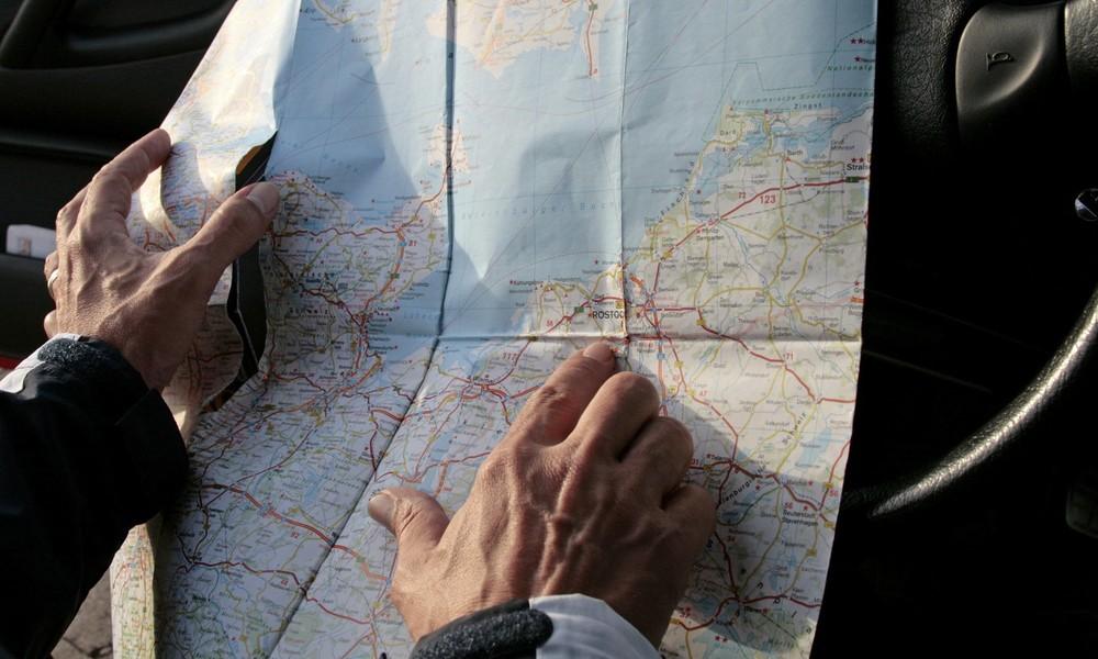 Odyssee statt Spritztour: Zwei Rentner irren 15 Stunden lang umher