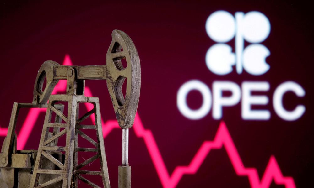 OPEC+ überbot geplante Kürzungen der Ölproduktion im August