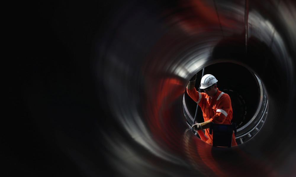 Wirtschaftsexperte Eike Hamer: Ruf nach Baustopp von Nord Stream 2 ist transatlantische Lobbyarbeit