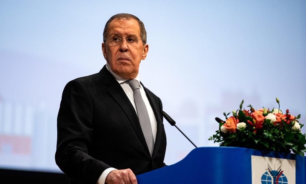 Politisches Tauziehen und Hetze gegen Russland: Sergei Lawrow zur Krise in Weißrussland