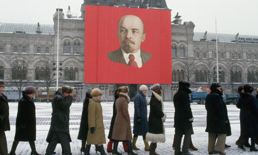 Good Bye, Lenin? 40 Prozent der Russen wollen, dass Lenin endlich bestattet wird