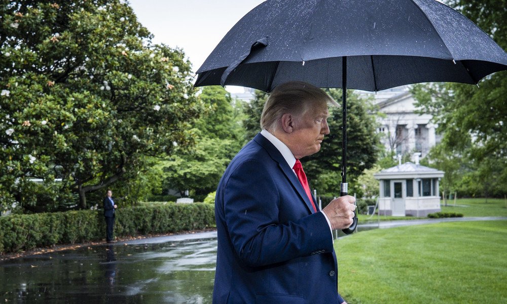 """""""Habe alle meine Freunde verloren"""": Trump beklagt, Präsidentenamt habe sein soziales Leben ruiniert"""
