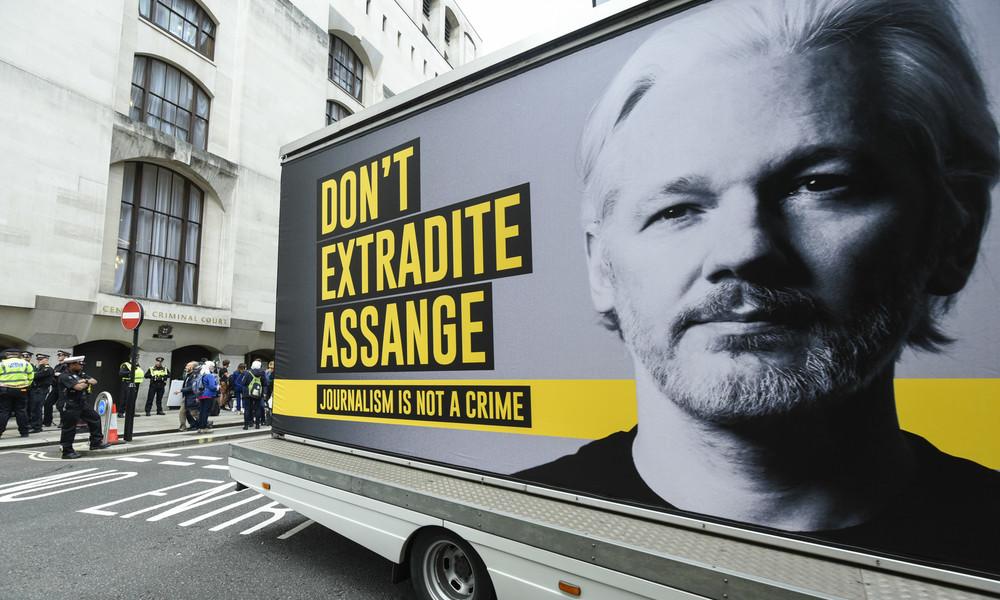 Bot Trump Assange eine Begnadigung im Austausch für Informationen an?
