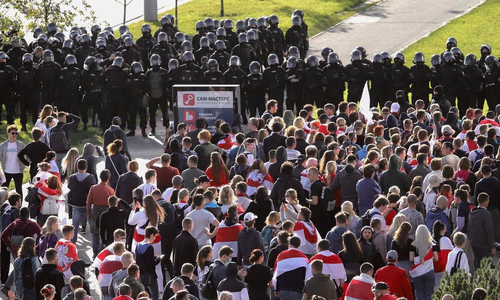 Hände weg von Belarus! (II) – Die Opposition als falscher Feind