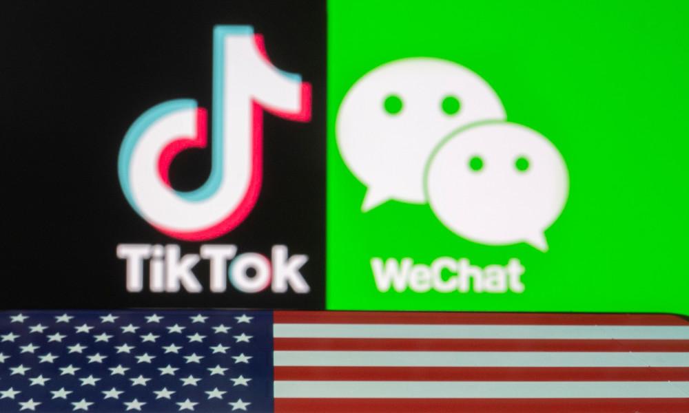 Trump verbietet ab 20. September Downloads der chinesischen Apps TikTok und WeChat in den USA