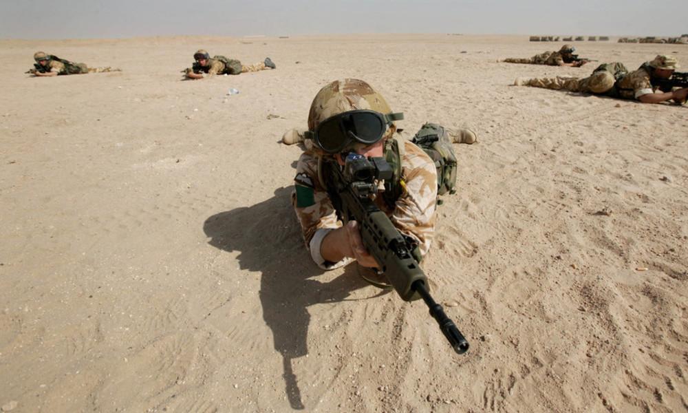 Straffreiheit für Kriegsverbrechen im Irak und in Afghanistan: Kritik an geplantem britischem Gesetz