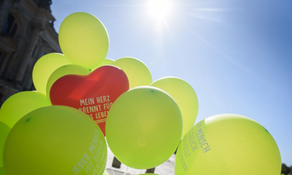 """LIVE aus Berlin: """"Marsch für das Leben"""" gegen Abtreibungen"""