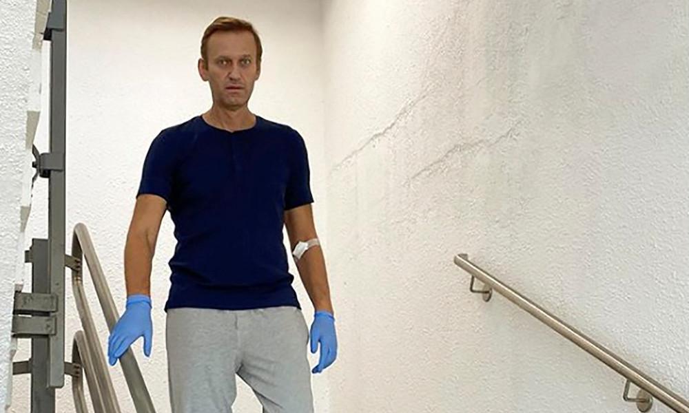Alexei Nawalny berichtet auf Instagram von seinem Genesungsprozess und lobt Charité-Ärzte