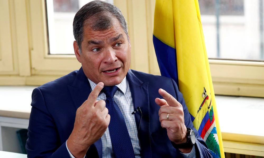 Ex-Präsident Correa von Wahlen ausgeschlossen: Auch in Ecuador politische Verfolgung durch Justiz