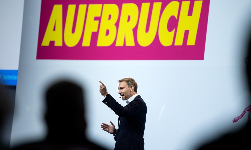 """""""Mission Aufbruch"""": Lindner stellt FDP vor Bundestagswahl neu auf – Ziel ist Mitregieren"""