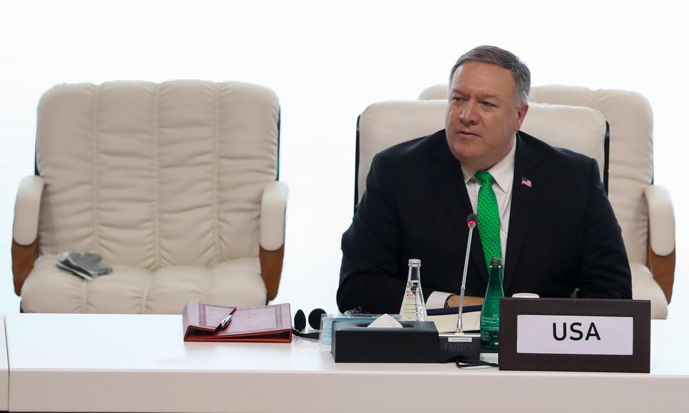 USA halten alle UN-Sanktionen gegen Iran wieder für gültig