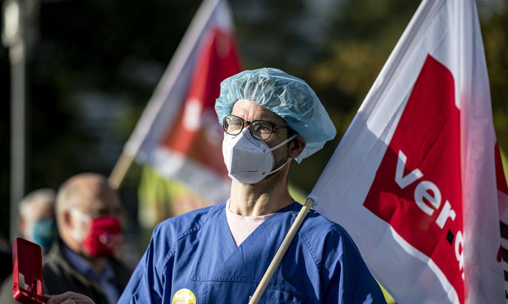 Ab Dienstag: Warnstreiks im öffentlichen Dienst in Deutschland